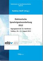 64: Elektronische Sprachsignalverarbeitung 2012