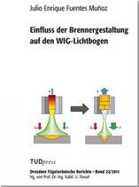 Einfluss der Brennergestaltung auf den WIG-Lichtbogen