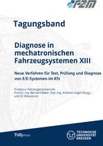 Diagnose in mechatronischen Fahrzeugsystemen XIII
