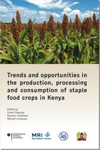 Trends and opportunities in the production, processing and consumption of staple food crops in Kenya