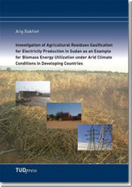 Investigation of Agricultural Residues Gasification for...