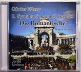 """G. Hässy - Sinfonie Nr. 2 """"Die Romantische"""" (CD)"""