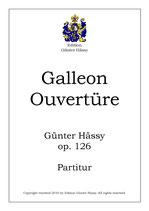 Galleon Ouvertüre, op. 126