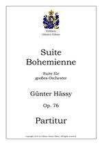 Suite Bohemienne, op. 76