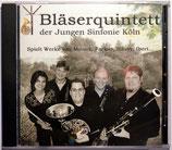 Bläserquintett der Jungen Sinfonie Köln (CD)