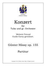 Konzert für Tuba, op. 155