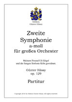 2. Symphonie a-moll, op. 129