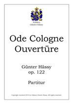 Ode Cologne, op. 136