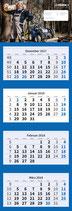 4 - Monatswandplaner 2018
