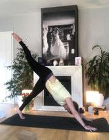 3 live Yoga Classes