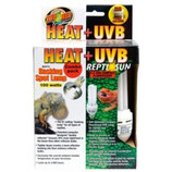 Zoo Med Heat & UVB Combo Pack (Basking 100W. + Compact 5.0)
