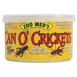 Zoo Med Can O' Crickets (35 gr / 60 St.) x3
