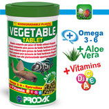 Prodac vegetable tablet food 160gr.