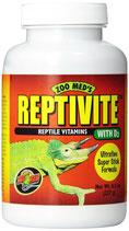 Vitamines pour reptiles avec D3