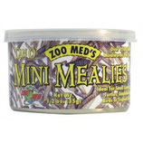Zoo Med Can O' Mini Mealies (35 Gr / 1500 St) x3