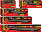 REPTISUN LED/UVB FIXTURE ZOOMED