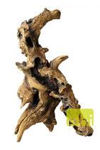 Mopani wood -5 27x18,8x45cm x 2 pièces