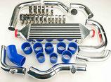 "VW Jetta 97-04 1.8L Turbo 2,5"" (64mm) Ladeluftkühler Intercooler Set 97-06 inkl. Verrohrung mit MAP Sensor Anschluss"