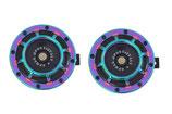 Universal 12V Supertone Horn´s Hupen Set 110DB bitte Farbe wählen
