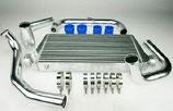 """Nissan Pulsar GTiR N14 SR20DET 3"""" (76mm) Ladeluftkühler Intercooler Set inkl. Verrohrung"""
