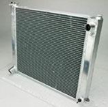Nissan 300ZX Twin Turbo Z32 Racing Aluminium Wasserkühler + 30% Kühlkapazität 56MM