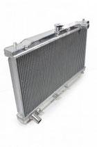 Nissan 200sx S14 S14A SR20DET 95-99 Racing Radiator Aluminium Wasserkühler + 30% Kühlkapazität 50MM