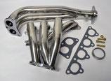 Honda Civic SOHC & VTEC 88-00 Fächerkrümmer Edelstahl Exhaust Manifold