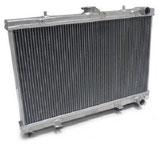Nissan Skyline R32 GTS & GTR 89-94 Racing Radiator Aluminium Wasserkühler + 40% Kühlkapazität 42MM