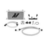 Mishimoto Ölkühler Set inkl. Thermostad 85°C & Zubehör für Subaru Impreza WRX & STI 06-07 oilcooler complete set