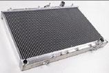 Mitsubishi Lancer Evo 1 2 3 Racing Aluminium Wasserkühler + 30% Kühlkapazität 42MM