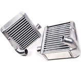Nissan 300zx Z32 Twin Turbo Side Mount Ladeluftkühler Intercooler Set 89-96