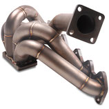 Toyota Supra MK3 Turbo JZA70 1JZ-GTE 3MM High Performance Fächerkrümmer Edelstahl Exhaust Manifold 86-93