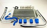 """VW Passat B5 1.8L 20V Turbo 2"""" (51mm) Ladeluftkühler Intercooler Set 96-01 inkl. Verrohrung"""
