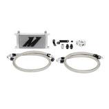 Mishimoto Ölkühler Set inkl. Thermostad 85°C & Zubehör für Subaru Impreza WRX & STI 08+ oilcooler complete set