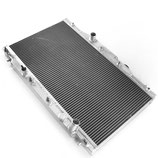 Honda Integra DC5 Type R 01-06 Racing Aluminium Wasserkühler + 30% Kühlkapazität Race Radiator