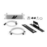 Mishimoto Ölkühler Set inkl. Thermostad 85°C & Zubehör für Subaru Impreza WRX & STI 01-05 oilcooler complete set