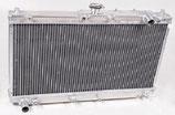 Mazda MX5 1.6L MK1 89-98 Racing Aluminium Wasserkühler + 40% Kühlkapazität 42MM