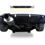 Subaru Impreza GC8 GT WRX STI 92-00 Heckdiffusor Heckansatz Rear Diffusor 3-teilig