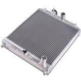 Honda Civic 88-00 Racing Aluminium Wasserkühler 30% mehr Kühlkapazität Race Radiator 45mm