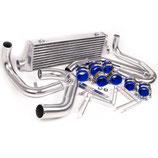 """Audi A3 1.8T Turbo 2,5"""" (64mm) Ladeluftkühler Intercooler Set 99-05 inkl. Verrohrung"""