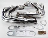 Porsche 911 996 997 Non-Turbo (ohne Turbo) 3.4L H6 Edelstahl Fächerkrümmer Auspuff Krümmer 99-05 Exhaust Manifold