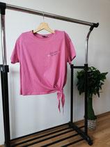 Damen Knoten-shirt