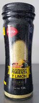 Sazonador Pimienta y Limon Gourmet 134 gr.