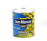 Rodajas de Chiles Jalapeños de 380 gr