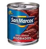 Chiles Chipotles Adobados 380 gr