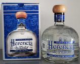 Tequila Blanco Herencia de Plata 750 m.l.