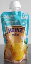 Papilla Sabor Mango Heinz 113 gr.