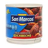Chiles Chipotle en Escabeche de 380 gr.