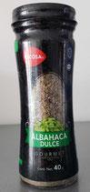 Albahaca Dulce Gourmet Escosa 40 gr.