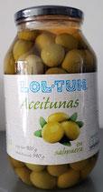 Aceitunas en Salmuera con Hueso Lol-tun de 900 gr.